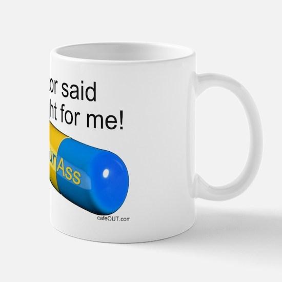urAss Mug