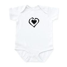 Wicked Valentine Infant Bodysuit