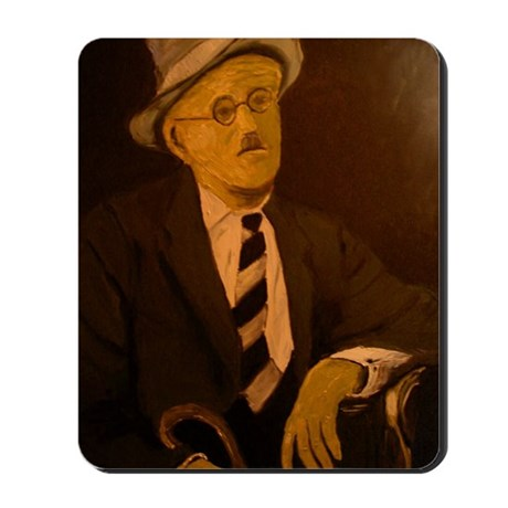 James Joyce Mousepad
