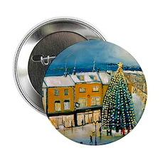 """Christmas in Dublin 2.25"""" Button"""