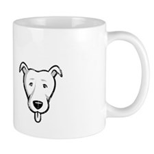 Pit-Bulls-Rule-Vintage-dark Mug
