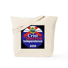 CristIndep1 B Shirt Tote Bag