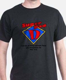 superdad-diamond-phil T-Shirt