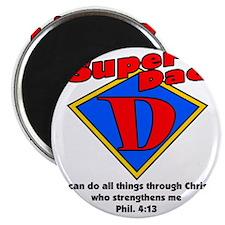 superdad-diamond-phil Magnet