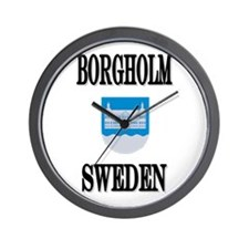 The Borgholm Store Wall Clock