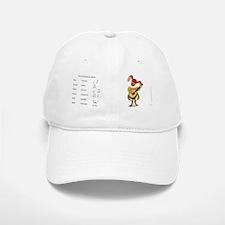 Rhythmic Modes Mug Baseball Baseball Cap