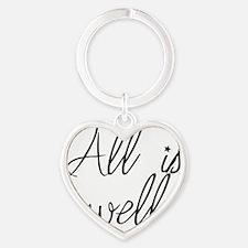 alliswell Heart Keychain