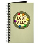 Ally Baubles -LGBT- Journal