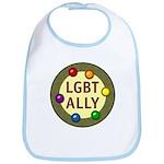 Ally Baubles -LGBT- Bib