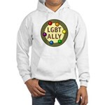 Ally Baubles -LGBT- Hooded Sweatshirt