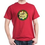 Ally Baubles -LGBT- Dark T-Shirt