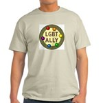 Ally Baubles -LGBT- Light T-Shirt