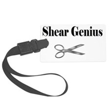 sheargenius Luggage Tag