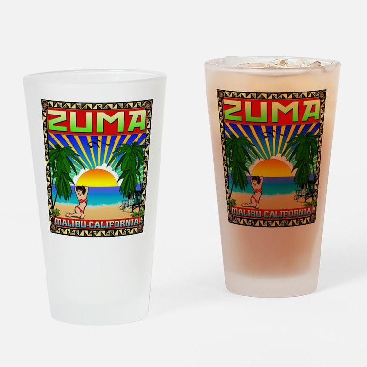 ZUMADECcp Drinking Glass
