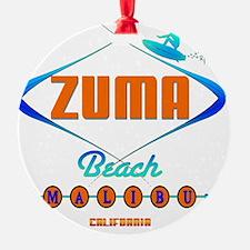 ZUMARETRO Ornament