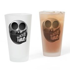 IMT Logo Drinking Glass