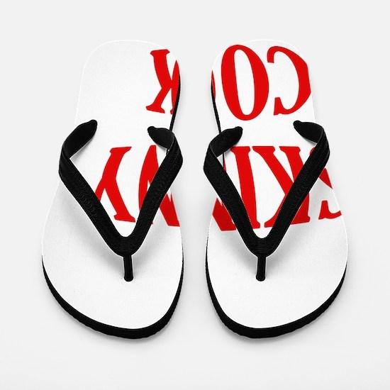skinny_cook_wh Flip Flops