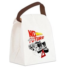 NoFuture_complete Canvas Lunch Bag