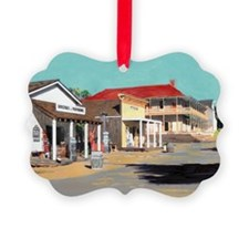 Calhoun Street Old Town San Diego Ornament