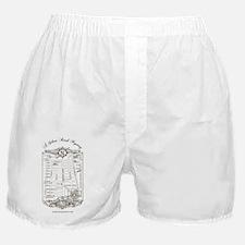 Ann Parker 8 Boxer Shorts