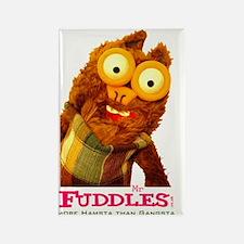 Mr Fuddles T-shirt Rectangle Magnet