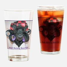 2-MUG Drinking Glass