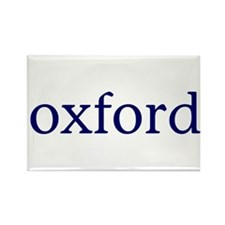 Oxford Rectangle Magnet