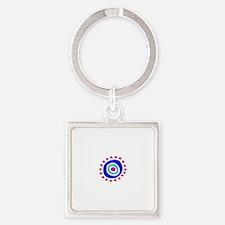 Dharma Oc dk Square Keychain