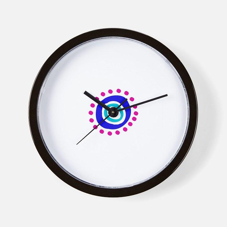Dharma Oc dk Wall Clock