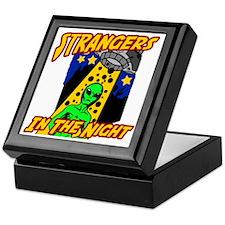StarngersIntheNight Keepsake Box