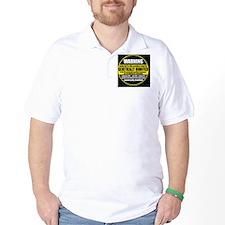 GMOWarningLabel T-Shirt