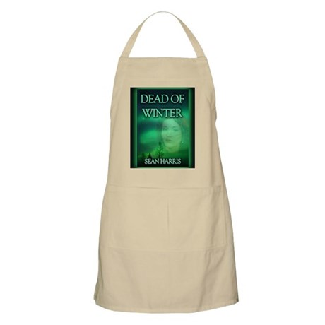 Dead of Winter Greeting Card Apron