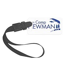 2-Camp-Newman_logo Luggage Tag