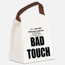badtouch Canvas Lunch Bag
