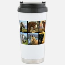 HORSE DIARIES POSTER Stainless Steel Travel Mug