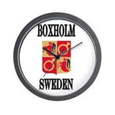 The Boxholm Store Wall Clock