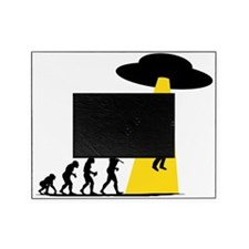 Alien Abduction Picture Frame