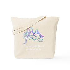 Girl_PocketSize_White - for Zazzle Tote Bag