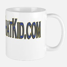 DidYouSeeThatKidcomBlueGold Mug