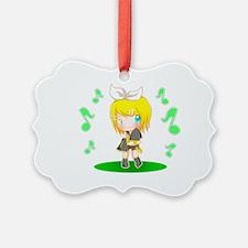 Kagamine Rin Ornament