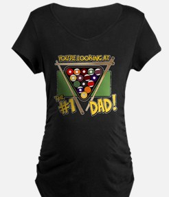 pool-number-one-dad T-Shirt