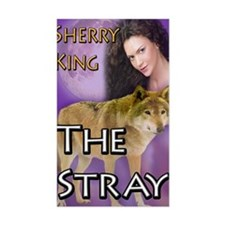 The Stray cover Decal