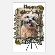 French_Quarters_ShihPoo_M Postcards (Package of 8)