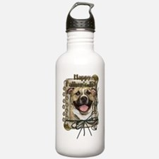 French_Quarters_Pitbul Water Bottle
