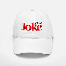 Diet_Joke_Bev Baseball Baseball Cap