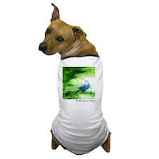 3-5x5 bird 3 Dog T-Shirt