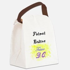 former rescue future DQ Canvas Lunch Bag