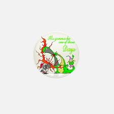 2-dragon Mini Button