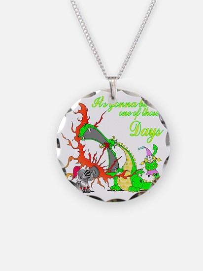 2-dragon Necklace