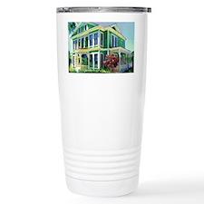 Burton House Mansion San Diego  Travel Mug
